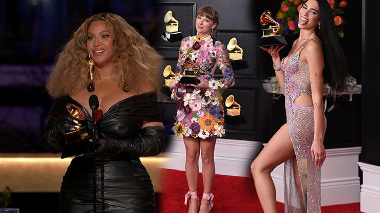 Grammys 2021 Beyonce Damgası