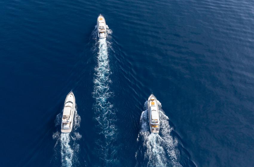 Deniz  Tutku  ve  Özlem  Buluşması  'Bodrum Yacht Fest'