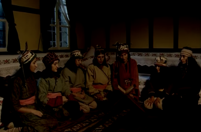 Şiir Tadında Belgesel Bacıyan-ı Rum  'Anadolu Bacıları'